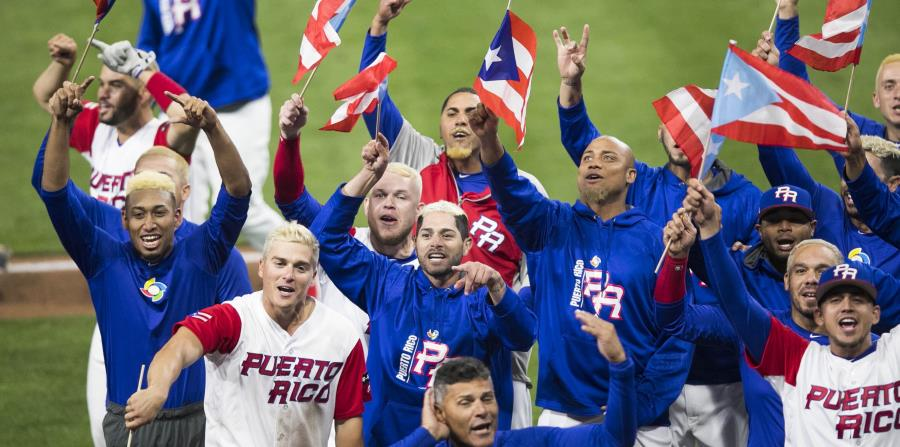 El equipo de Puerto Rico llegó de forma invicta a la semifinal del Clásico Mundial de Béisbol, lo que ha captado la atención de los ciudadanos en la Isla. (horizontal-x3)