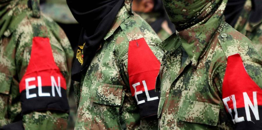 El ELN se adjudicó la autoría de la explosión de la semana pasada en Colombia. (EFE) (horizontal-x3)