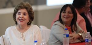 """Sila María Calderón al PNP: """"Si se creen que nos vamos a quedar callados, están equivocados"""""""