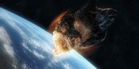 Descubren el material más antiguo de la Tierra en el interior de un meteorito