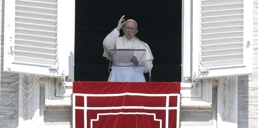 El papa Francisco. (AP) (horizontal-x3)
