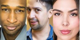 """Así disfruta el elenco de """"Hamilton"""" los encantos de Puerto Rico"""