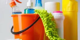 Los químicos en artículos de limpieza contaminan más que los autos