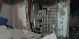 Tres personas resultan con quemaduras tras explosión en una casa en Cabo Rojo