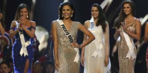 Kiara Liz Ortega entra al cuadro de las primeras cinco de Miss Universe