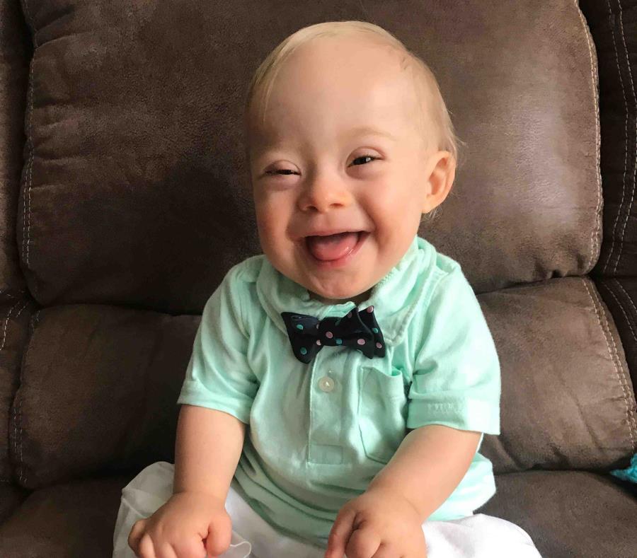 En esta foto de septiembre de 2017 se ve al niño Lucas Warren, de 14 meses de edad. (AP) (semisquare-x3)