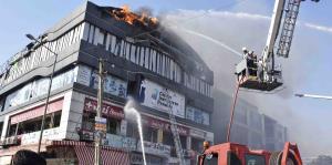 Mueren 19 estudiantes en un incendio en la India