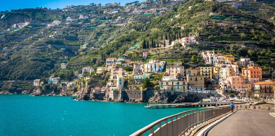 Los pueblos que forman la Costa Amalfitana son: Amalfi, Positano, Ravello, Vietri sul Mare, Cetara, Minori, Maiori, Scala, Atrani, Conca dei Marini, Furore y Praiano. (Suministrada)