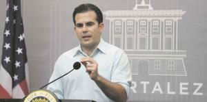 Rosselló amenaza con el voto puertorriqueño en EE.UU.