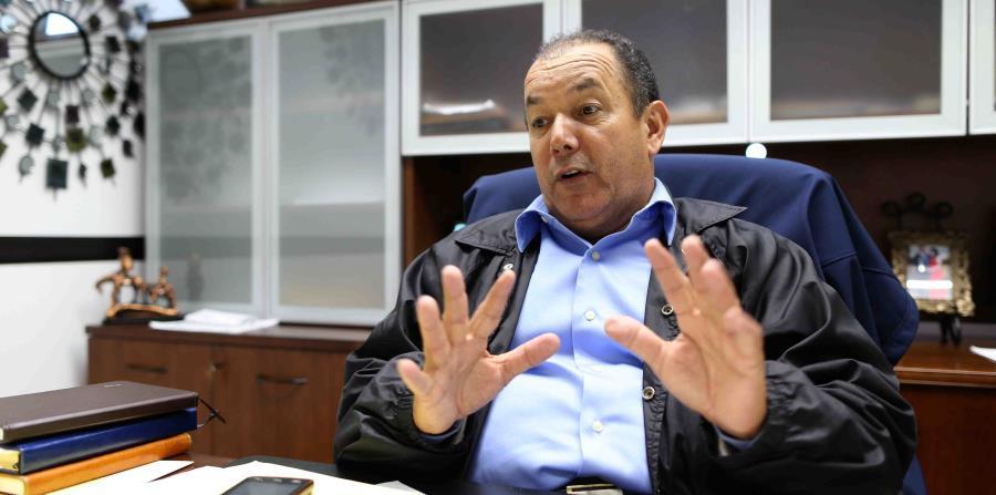 El alcalde Gilberto Pérez fue suspendido por 30 días de su cargo por el Panel del Fiscal Especial Independiente. (GFR Media) (horizontal-x3)