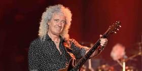 Brian May revela que tuvo un ataque cardíaco reciente