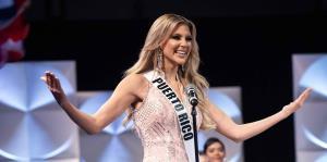 Destaca Madison Anderson durante la preliminar de Miss Universe 2019