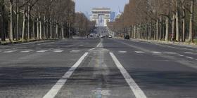 La contaminación del aire se reduce drásticamente por la cuarentena en varios países