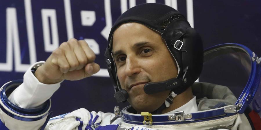 La nave rusa que llevará a los astronautas hacia la Estación Especial, llamada Soyuz, saldrá hacia el espacio a las 5:17 p.m., hora local, desde el Cosmódromo de Baikonur, en Kazajistán. (horizontal-x3)
