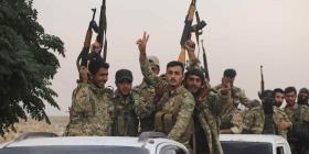 Fuerzas sirias ocupan una estratégica localidad fronteriza