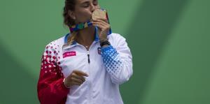Los medallistas de oro de Puerto Rico en Barranquilla 2018