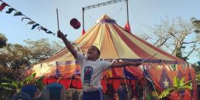 Escuela Nacional de Circo de Puerto Rico presenta nuevo espectáculo