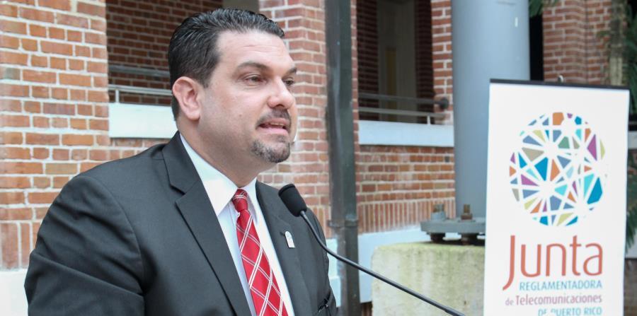 Javier Rúa Jovet, presidente de la Junta Reglamentadora de Telecomunicaciones (horizontal-x3)