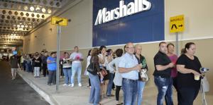 Concurrida la apertura del nuevo Marshalls en Plaza Las Américas