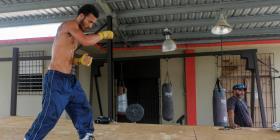 Los boxeadores de Humacao aún sufren los estragos de María