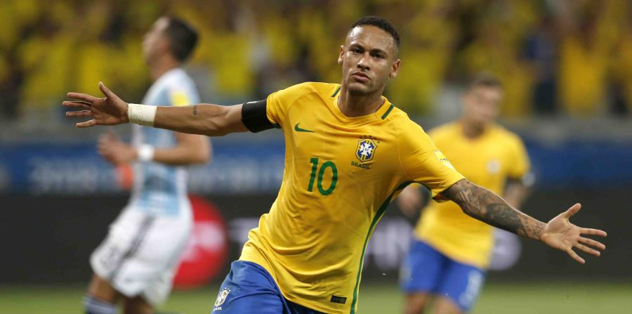 Brasil aumentó su ventaja sobre el segundo Argentina. (horizontal-x3)