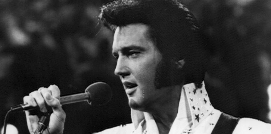 Elvis Presley, quien durante varias décadas ha sido considerado