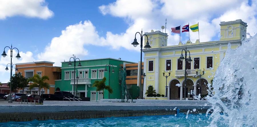 Plaza Pública Manuel Corchado y Juarbe. (Suministrada/@enjoyisabela)