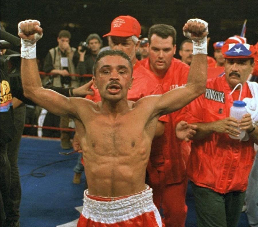 Wilfredo Vázquez ganó siete peleas de título mundial en la casa de su rival. (GFR Media) (semisquare-x3)