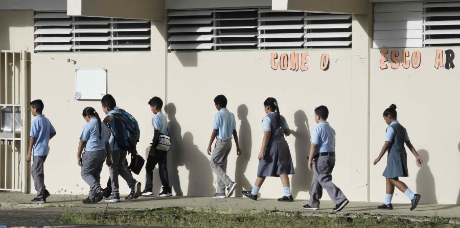 La reducción de estudiantes para este semestre ya subió a 23,000. (horizontal-x3)