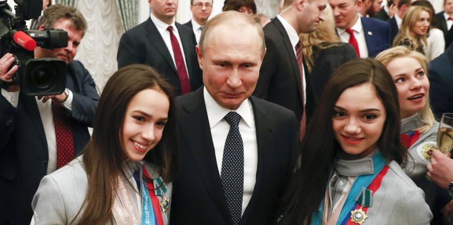 Resultado de imagen para rusia mujeres