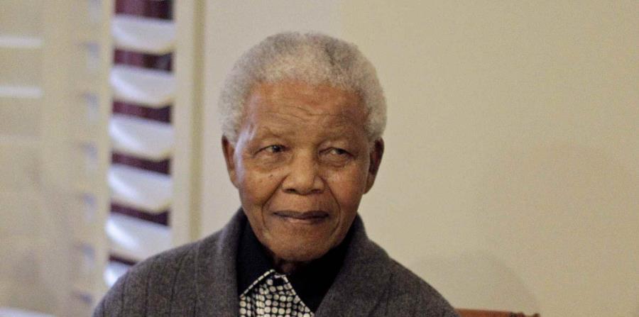 Nelson Mandela. (GFR Media) (horizontal-x3)