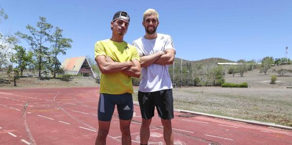 Los atletas regresan al Albergue Olímpico