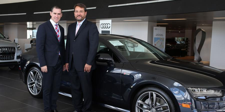 Audi San Juan Presents A Business Model For Social Innovation El - Audi san juan
