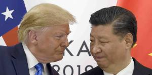 Trump arrepentido por disputa con China