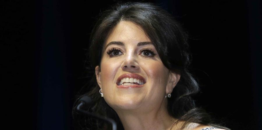 Lewinsky dice que a ella se le diagnosticó estrés postraumático por haber sido