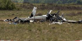Avioneta se estrella en los Alpes suizos y mata a 3 personas