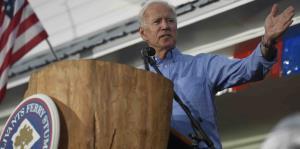 Joe Biden dice que el trato a Puerto Rico es una de las razones para derrotar a Trump