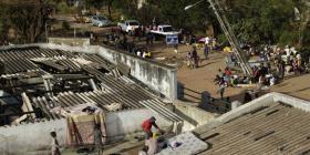 Suben a 446 los muertos por el ciclón Idai en Mozambique