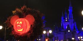 Ya empezó Halloween en Magic Kingdom
