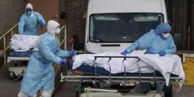Nueva York sobrepasa los 100,000 contagios por coronavirus
