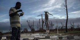 La tormenta Humberto se aleja de Bahamas tras generar fuertes lluvias