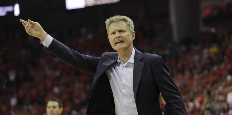 Kerr resaltó especialmente la resistencia que han mostrado los Cavaliers esta temporada a pesar de los contratiempos. (horizontal-x3)