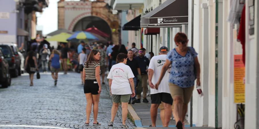 En plena transformación la economía del Viejo San Juan