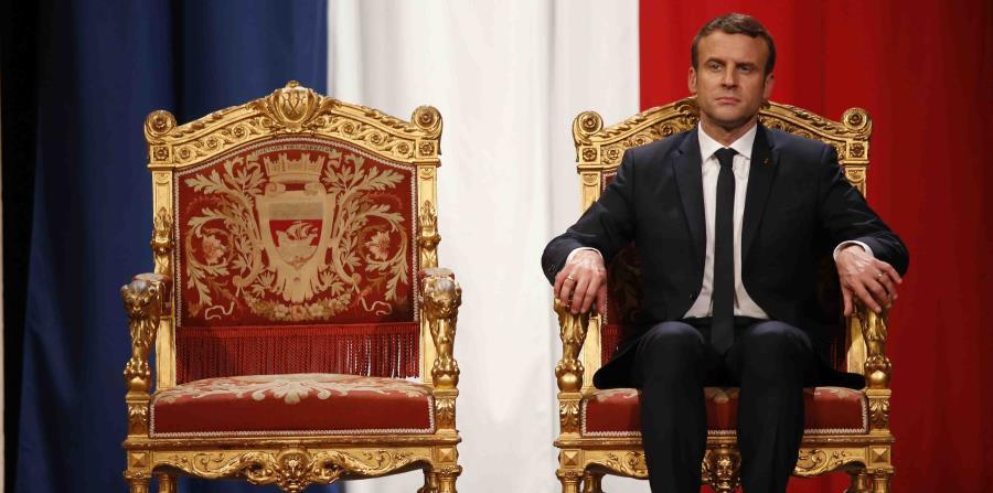 El nuevo presidente de Francia, Emmanuel Macron, se enfocará en temas internos y de exteriores. (horizontal-x3)