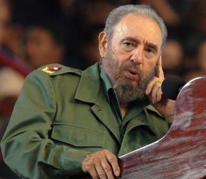 Fidel y el cuarto piso