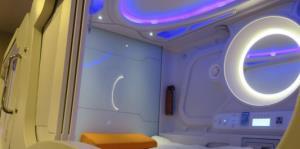 """En este nuevo """"hotel cápsula"""" podrás vivir una experiencia futurista"""