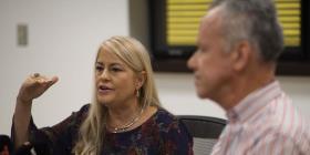 Wanda Vázquez rechaza el aumento en la tarifa de luz