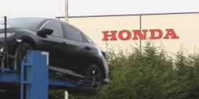 El fabricante de autos Honda anuncia el cierre de su planta en Inglaterra
