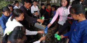 Corea del Norte pide ayuda internacional ante la falta de comida