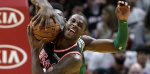 El Heat frena la racha de los Celtics